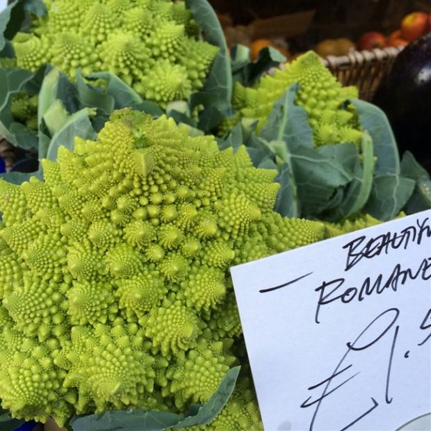 Fancy cauliflower
