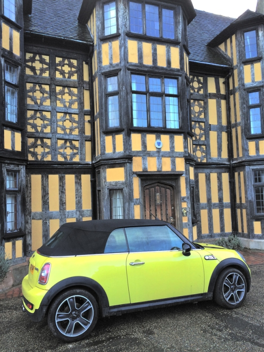 Shrewsbury: new and old live side by side