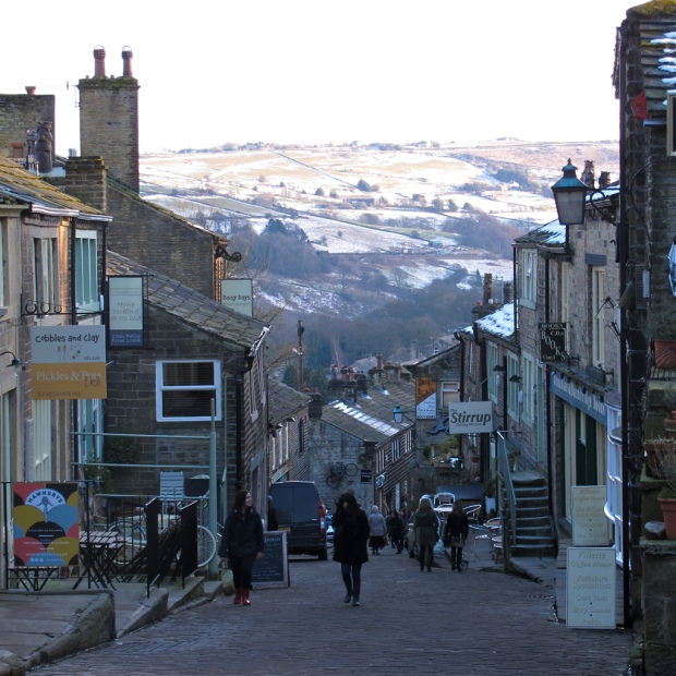 Main Street, Haworth, Yorkshire
