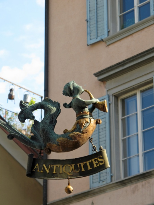 Street Sign Antiques