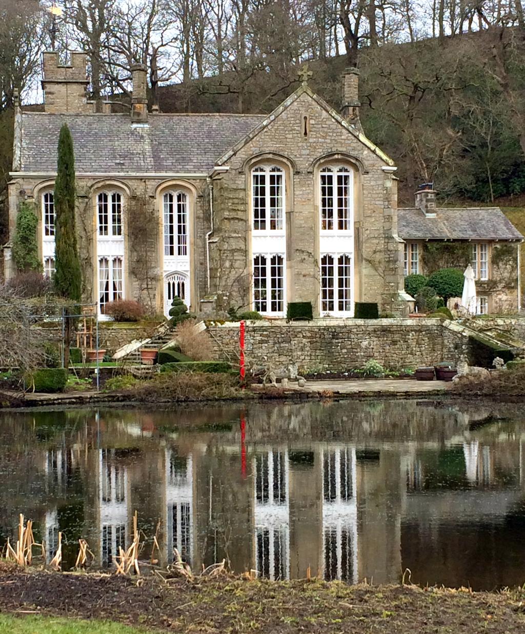 Winter Garden: Gresgarth Hall