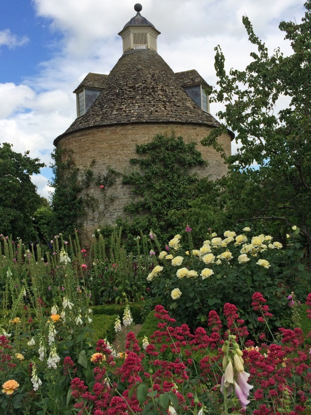 Round house at Rousham Gardens