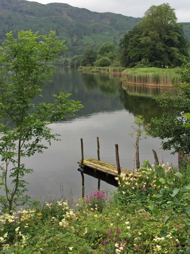 Grasmere jetty