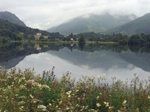 Grasmere lake view