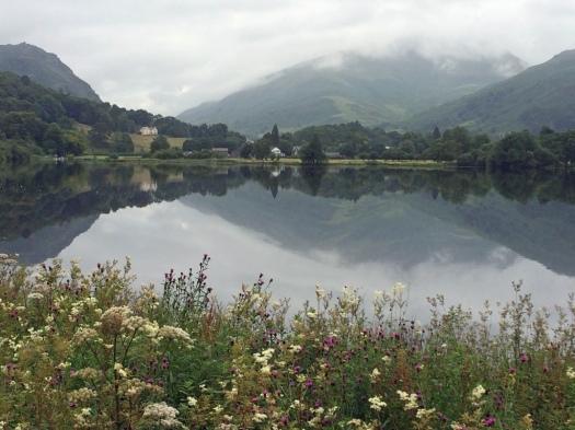 Grasmere lake view