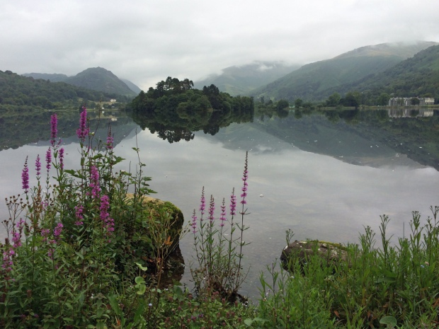 Grasmere view from the shore