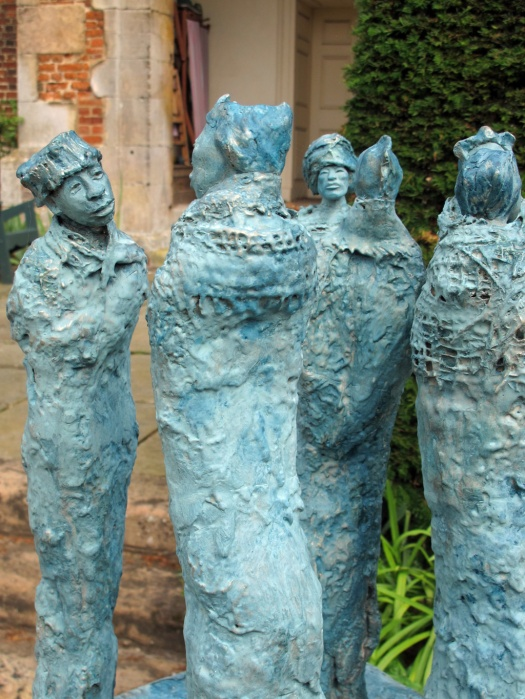 Garden Art at Doddington Hall