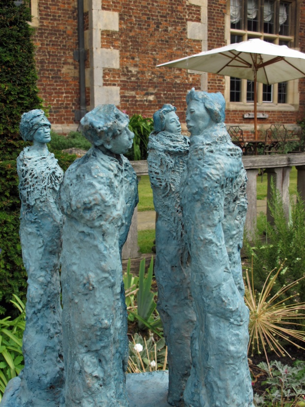 Garden Art at Doddington Hall