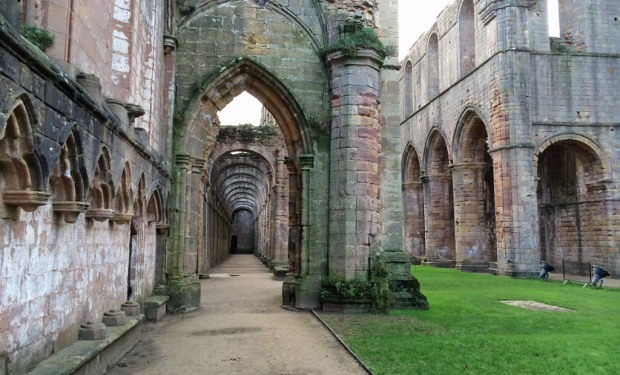 Fountains Abbey 7