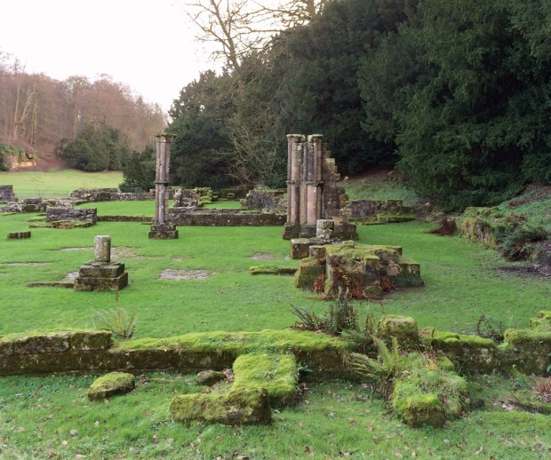 Fountains Abbey 8