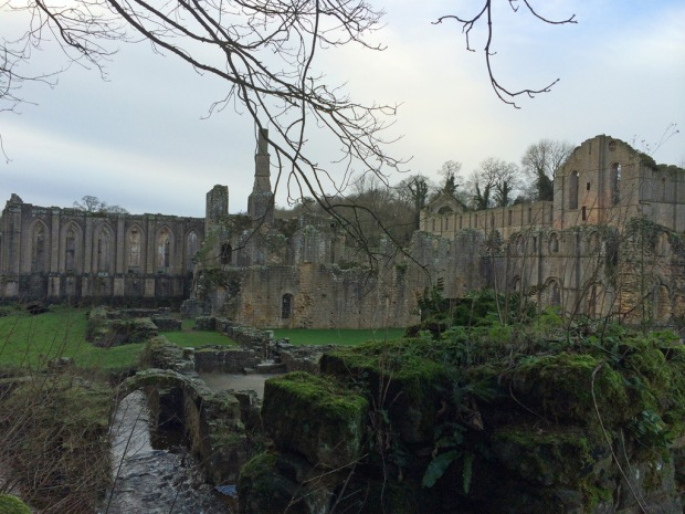 Fountains Abbey 9