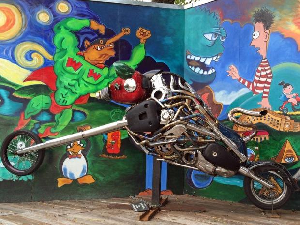 Hog by Bob Wade for hopecampaign.org