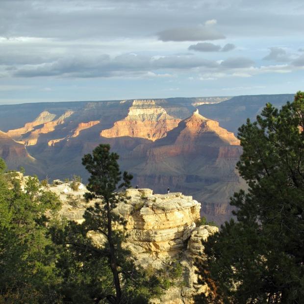 Exploring the Grand Canyon