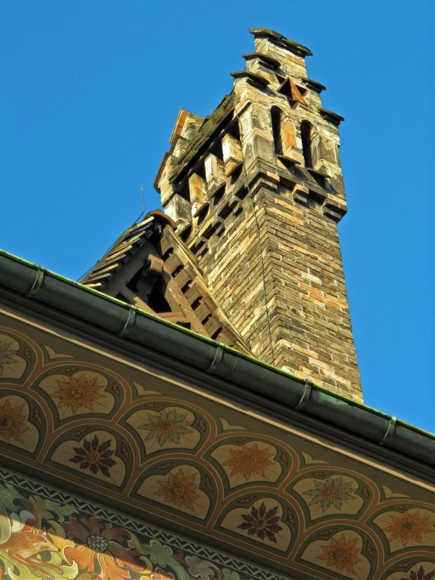 Roofline detail