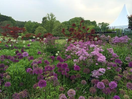 Harlow Carr Flower Border