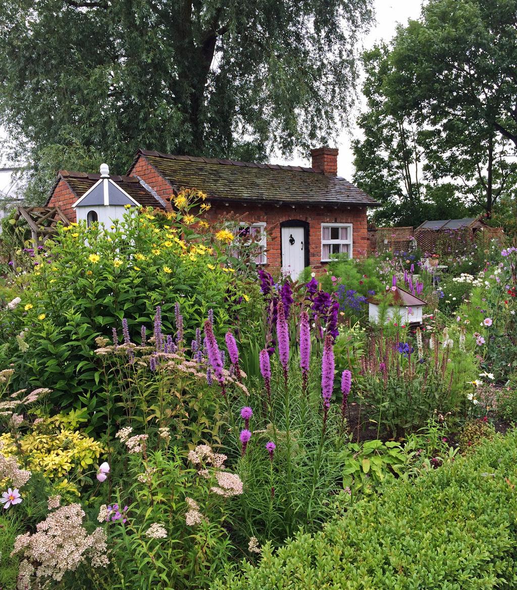 Bridgemere Display Gardens: The Cottage Garden