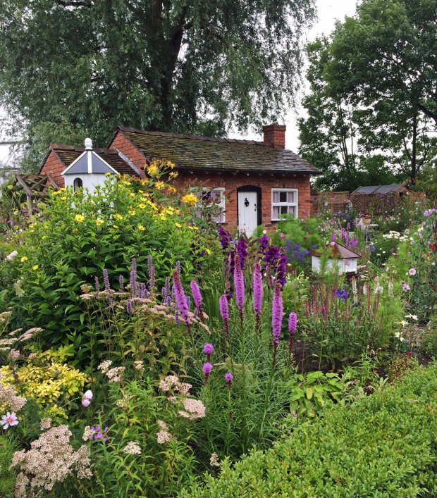 Bridgemere Cottage Garden