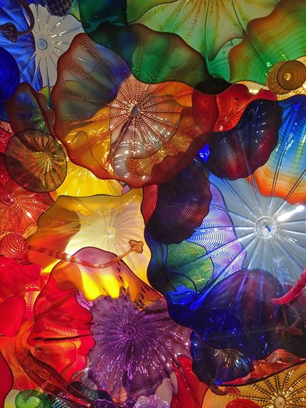 Chihuly Persian Ceiling