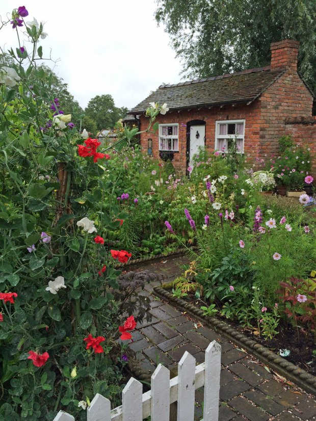 Cottage Garden at Bridgemere Garden World