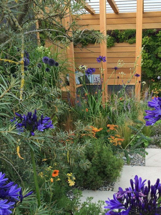 Coastal Retreat Garden