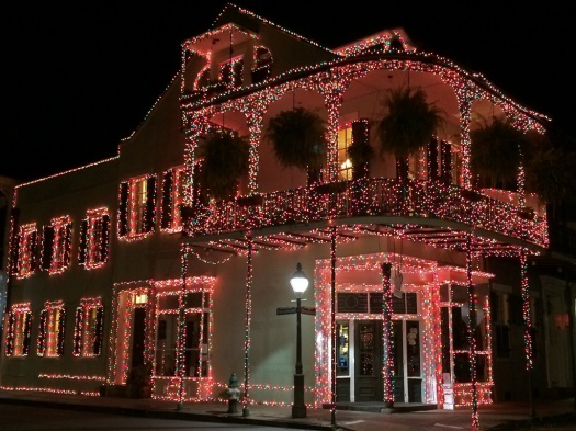 New Orleans Party Lights