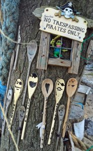 Pirate spoons