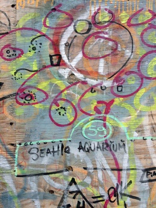 Seattle graffiti