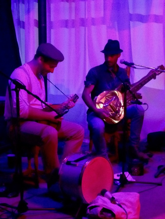 The Two Hats Blues Band