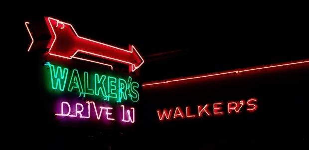 Walker's Drive-In Fondren