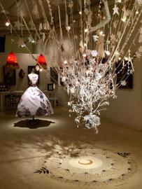 Creative shop display