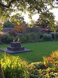 Holehird Garden at Dusk