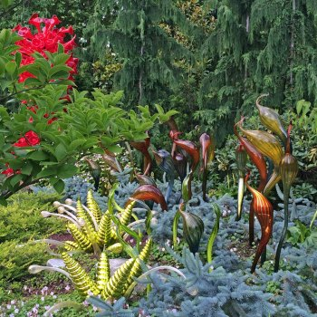 Art Glass Landscaping