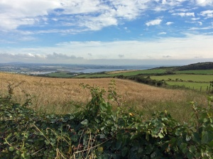 View from Cregneash