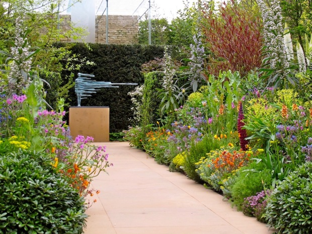 The Arthritis Research UK Garden