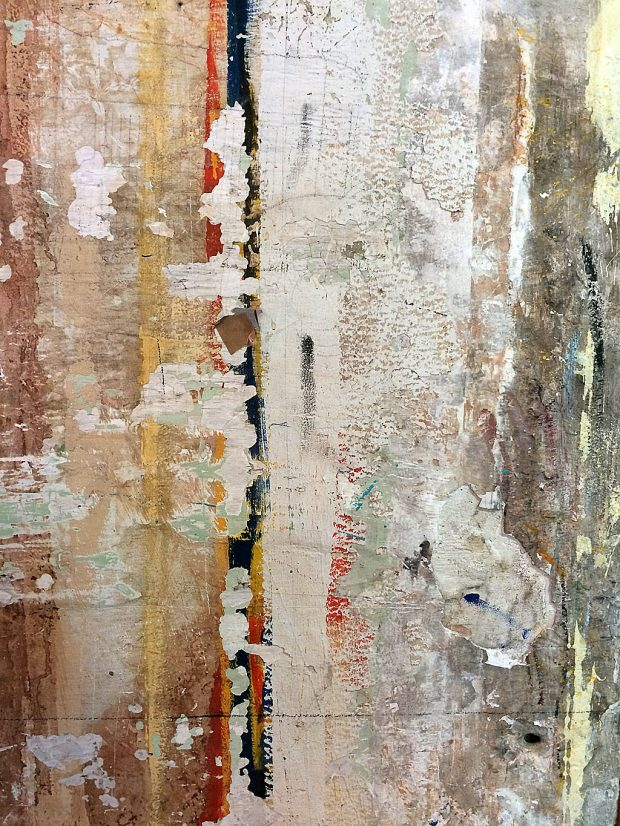 Distressed texture