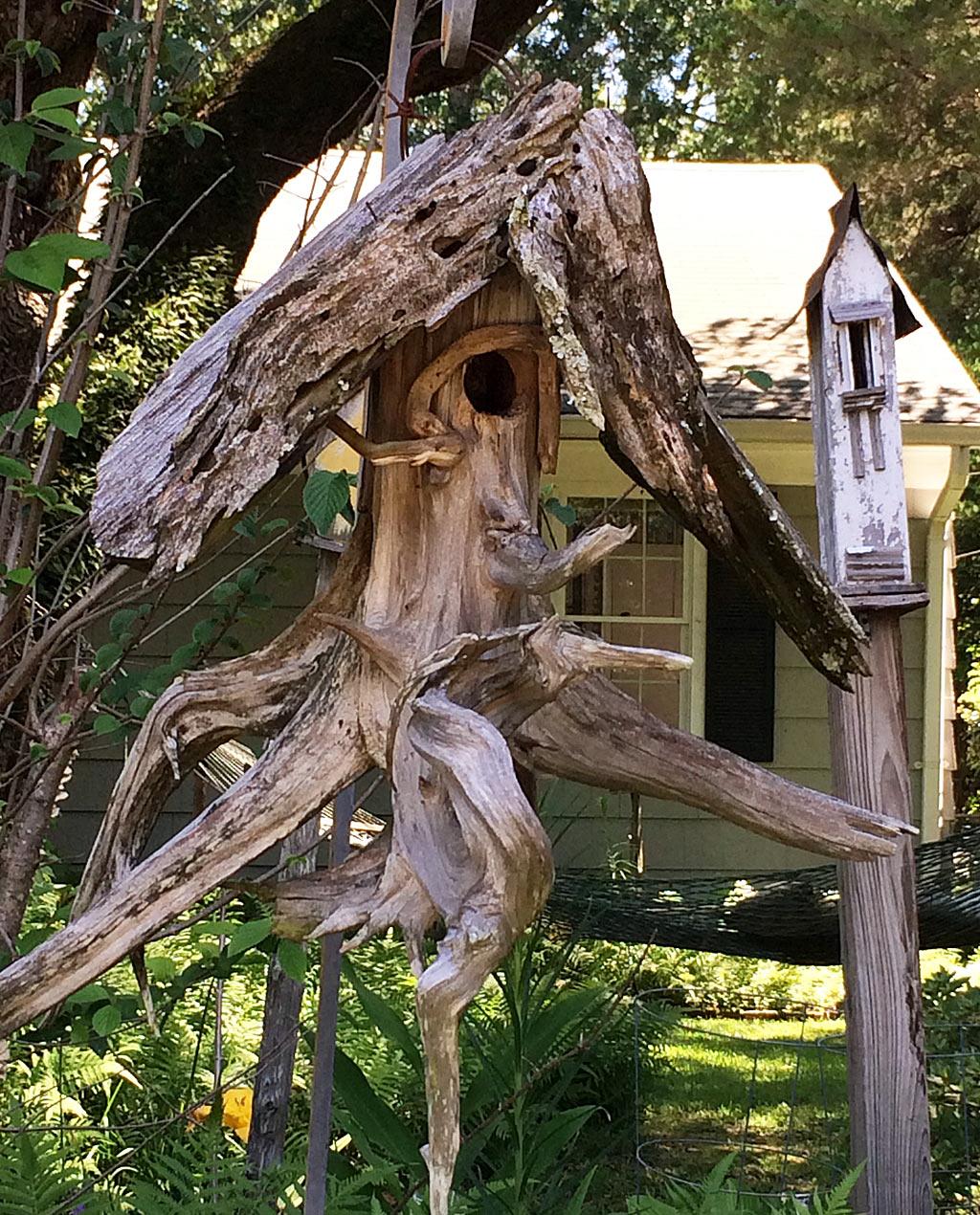 Swell Natural Wood Bird House Susan Rushton Download Free Architecture Designs Scobabritishbridgeorg