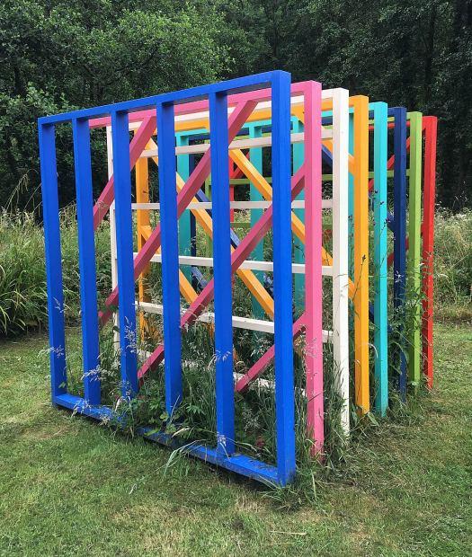 Winner of the Judges Prize, Broomhill Art & Sculpture