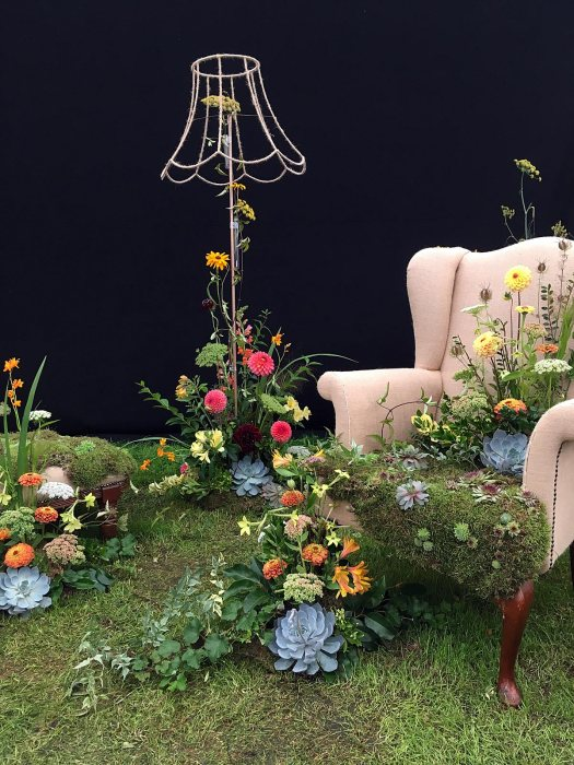 Bringing Your Furniture to Life at the Southport Flower Show 2019