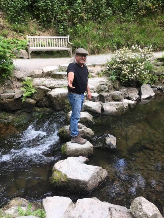 Felder at Bodnant Garden