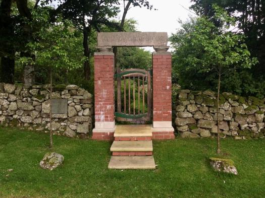 Little Sparta Gate
