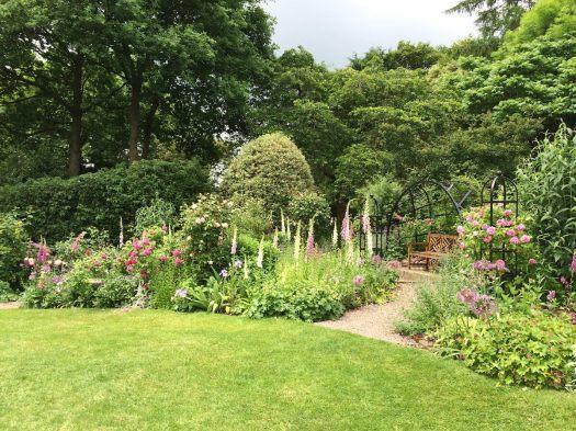 Dorothy Clive garden in summer